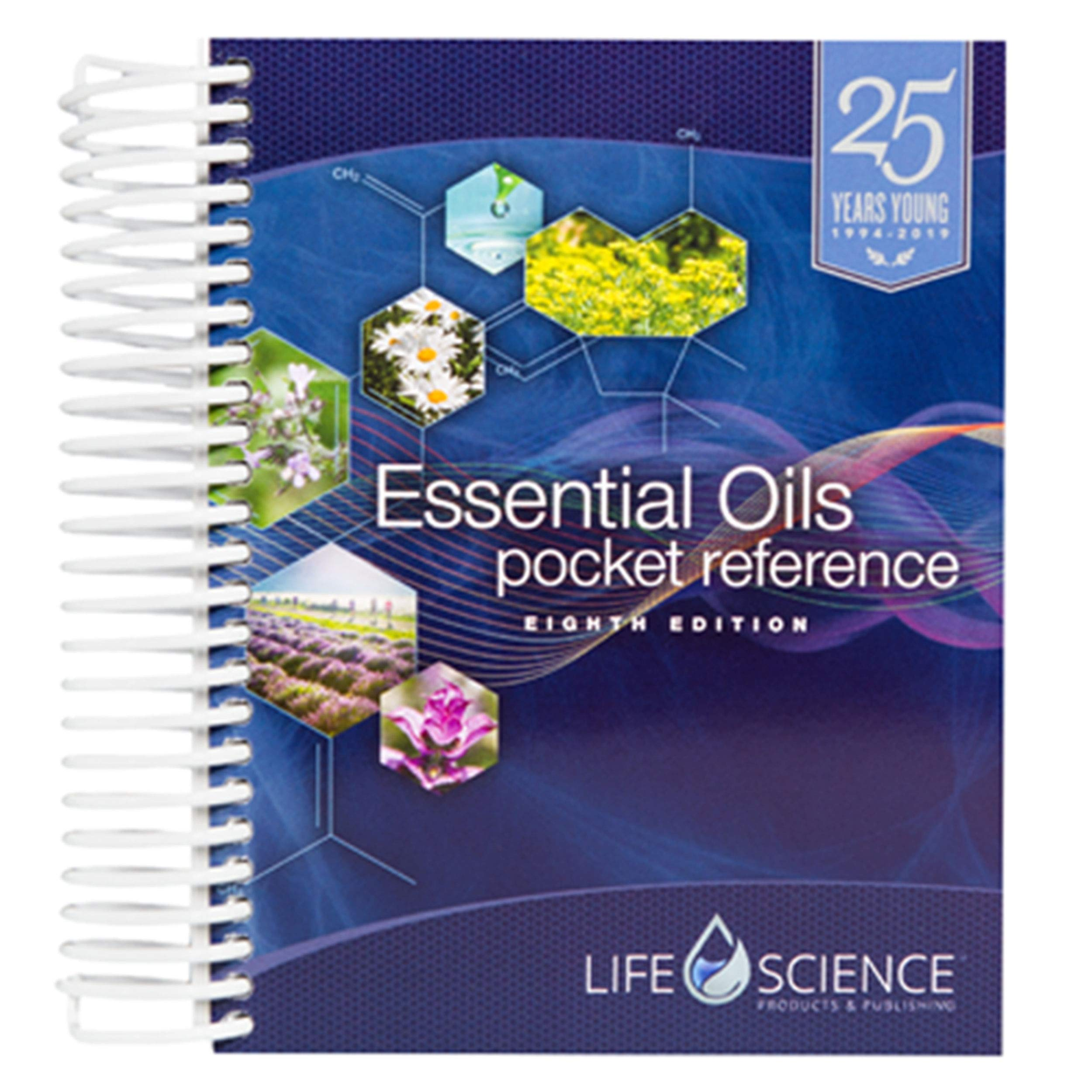 Essential Oils Pocket Reference 8th product image