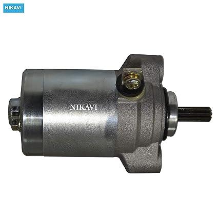 NIKAVI Self Starter Motor Assembly Compatible for Yamaha R15 (All variants)