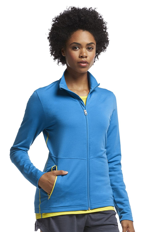 Icebreaker Damen Pullover Jacke Victory Long Sleeve Zip