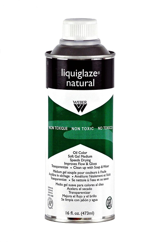 Weber LIQUIGLAZE Natural Gel, 118ml 1614