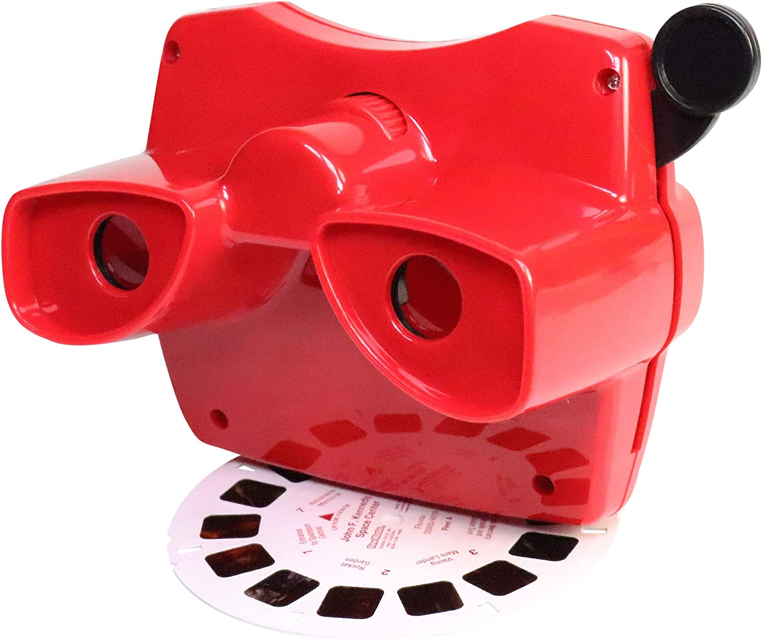 Classic Viewmaster Viewer 3D Model L bei Red