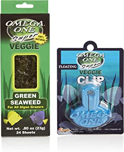 Omega One Seaweed Combo, Variety Pack of 2