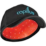 CapillusUltra Mobile Laser Therapy Cap for Hair Regrowth - NEW 6 Minute Flexible-Fitting Model - FDA-Cleared for Medical…