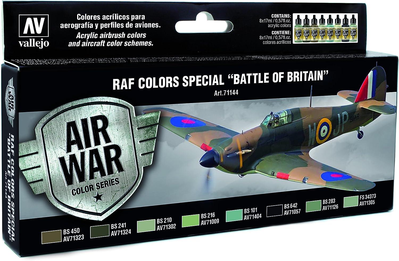 71144 VALLEJO MODEL RAF SPECIAL BAT