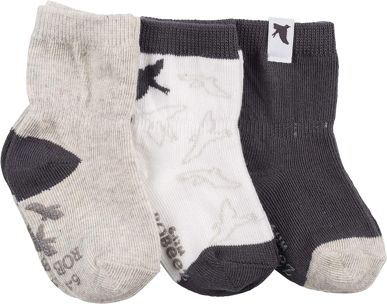 Robeez Socks Dream Among the Stars 3Pk 0-6Mo