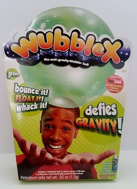 Wubblex helium target