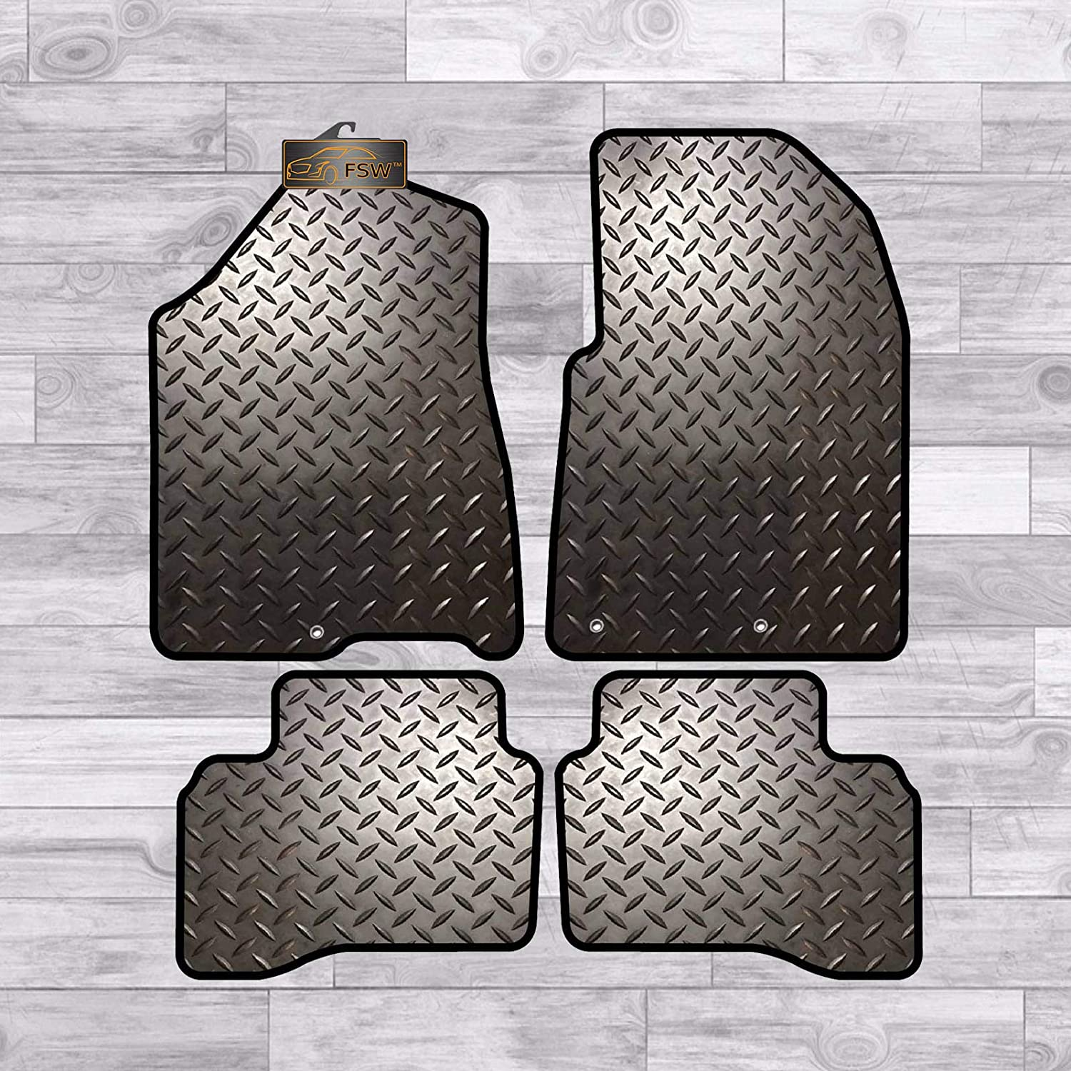 Fully Tailored PVC Boot Liner//Mat//Tray Anthracite Carpet Insert carmats4u To fit IGNIS II 2016