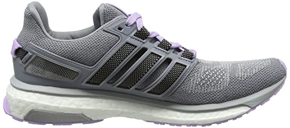 best service 5d93f d2b97 adidas Energy Boost 3, Chaussures de Running Compétition Femme,  Multicolore-Grey (Clear