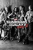 Guardians Of The Galaxy Vol. 2 Teaser Maxi Poster 61 x 91.5cm