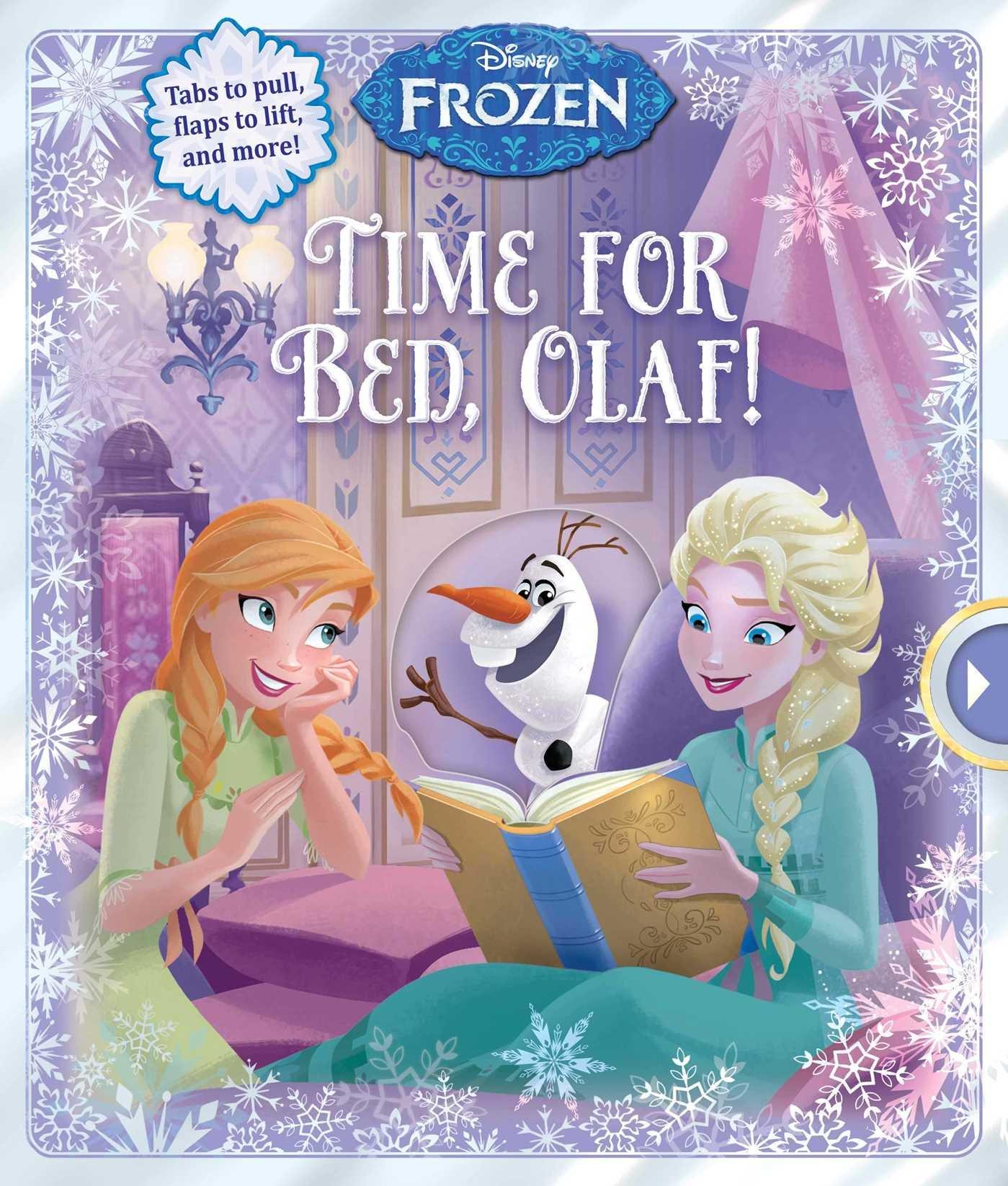 Download Disney Frozen: Time for Bed, Olaf! PDF