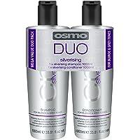 OSMO Silverising Shampoo 1 Litre/Conditioner 1 Litre