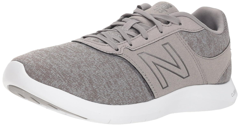 New Balance Women's 415v1 Cush + Sneaker B075R7CFKT 12 M US|Grey