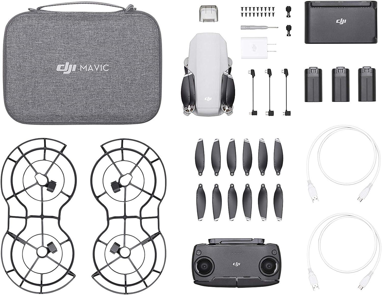 DJI Mavic Mini vs. Mavic Air 2 vs. Mavic 2 Pro