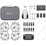 DJI Mavic Mini Combo - Drone FlyCam Quadcopter UAV with 2.7K Camera 3-Axis Gimbal GPS 30min Flight Time