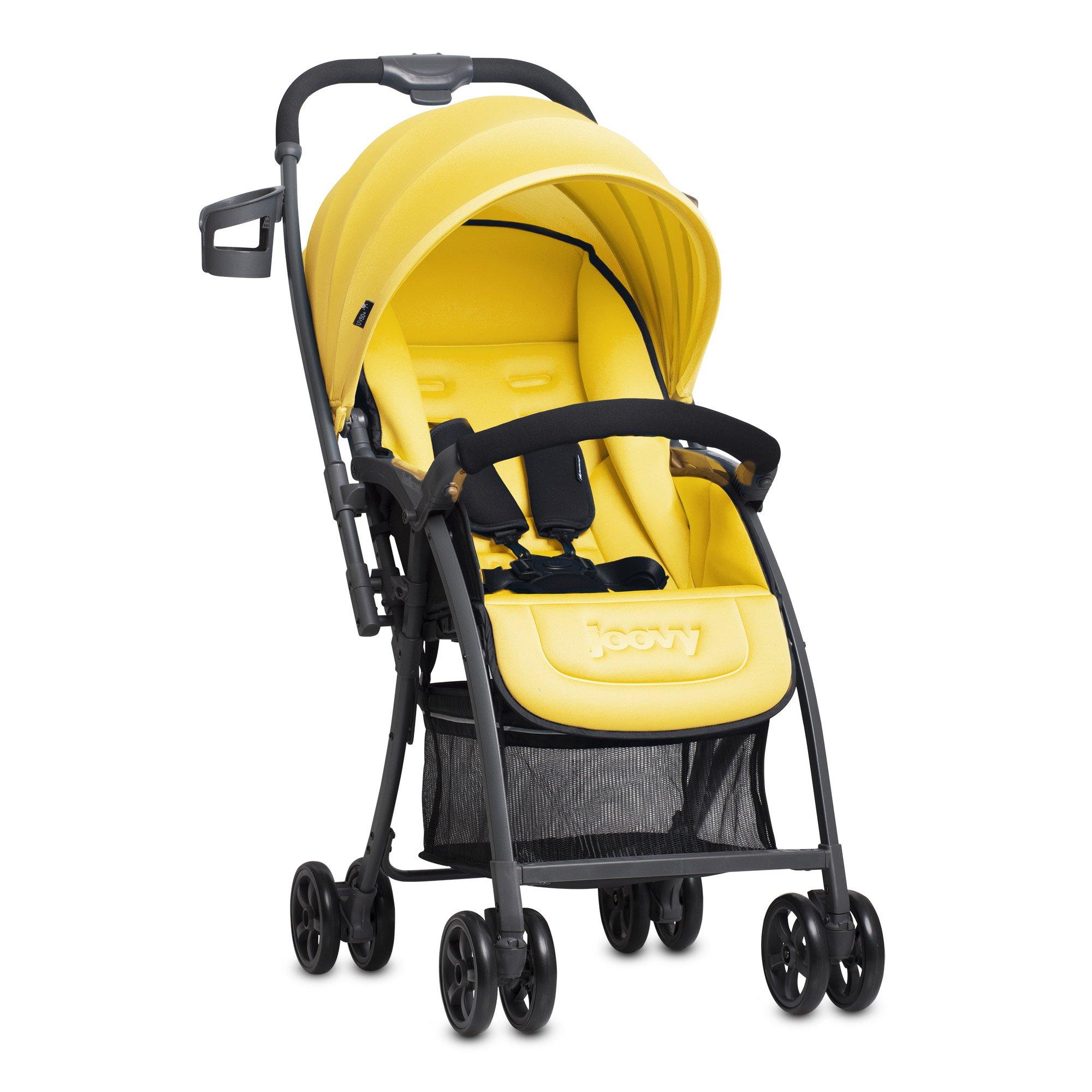 Joovy Balloon Stroller, Yellow by Joovy