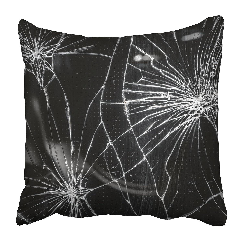 brand new a2ffa 7909c Amazon.com: Emvency Decorative Throw Pillow Covers Cases Crack ...