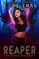 Reaper (Inkubus Book 2) Kindle Edition