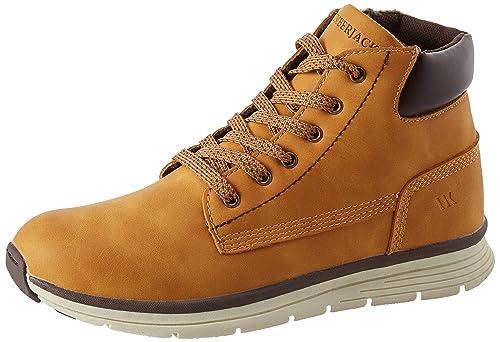 aebfcb1a2b72e4 Sneaker Amazon E Lumberjack Bambino Alto A Scarpe Collo Avi Borse it 65qSwa