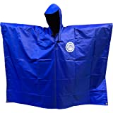 SEAL3 Rain Poncho - Waterproof, Hooded, Heavy Duty PVC Raincoat-Gear. All Outdoor Multi-Use- Hunting, Backpack, Survival, Emergency, Military or Stadium. Adult Men-Women-Kids in Camo-Black-Yellow-Blue