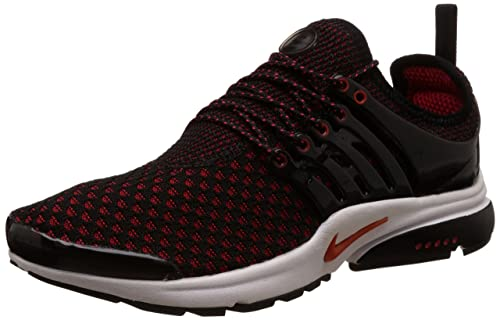 f94c787136aada Nike Men s Air Presto Ultra Flyknit Red Running Shoes - 10 UK India (45  EU)(11 US) (835570-006)  Buy Online at Low Prices in India - Amazon.in