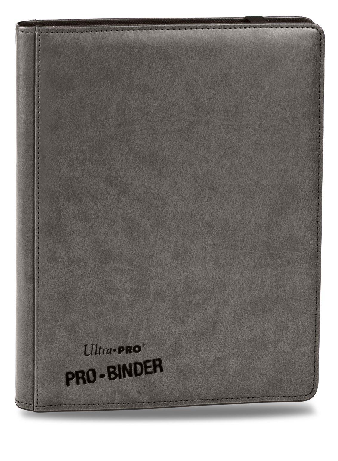 Premium PRO-Binder (9-Pocket), Grey
