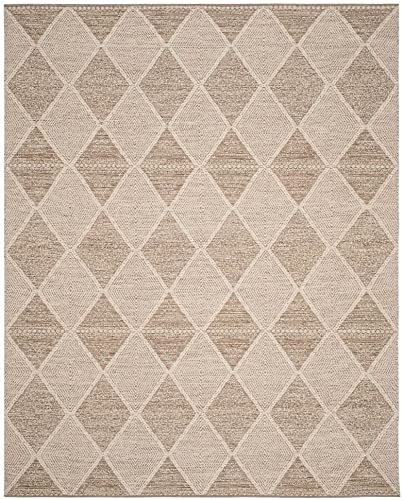 Safavieh Montauk Collection MTK822E Beige Area Rug 10 x 14
