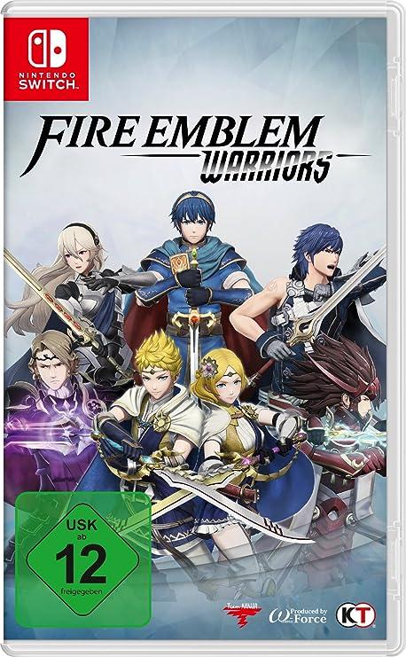 Fire Emblem Warriors - Nintendo Switch [Importación alemana]: Amazon.es: Videojuegos