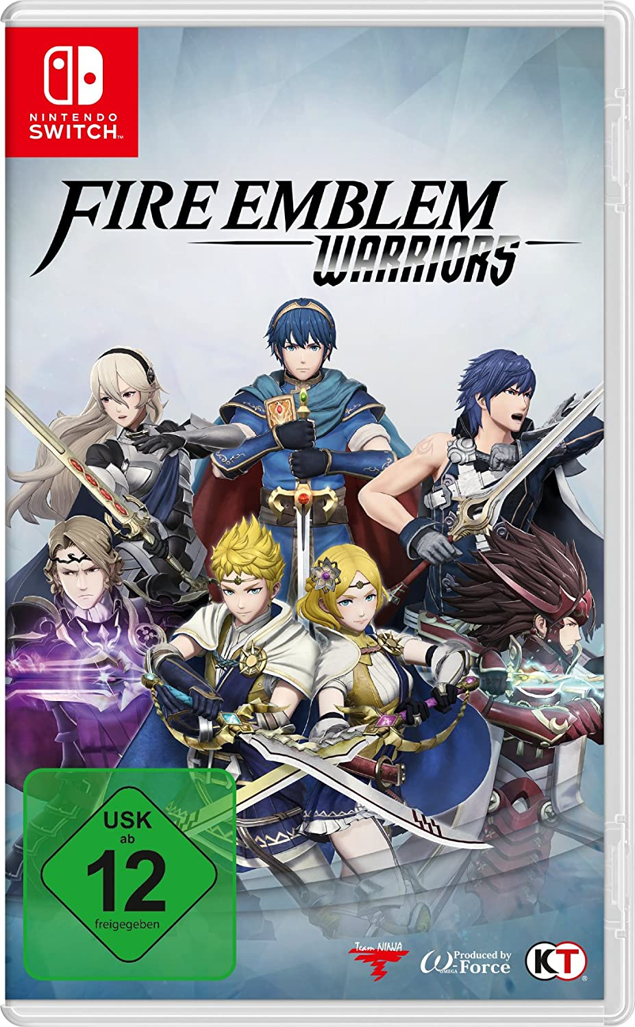 Fire Emblem Warriors - Nintendo Switch [Importación alemana ...