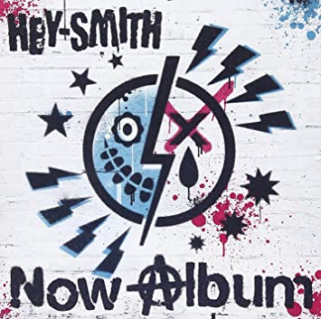 amazon now album hey smith j pop 音楽