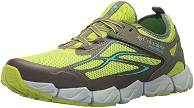 Columbia Montrail Mens Fluidflex X.S.R, Bright Green, Reef, ...