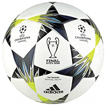 Amazon.com   adidas Performance Champions League Finale Top Training Soccer  Ball   Sports   Outdoors 48a4e4f4e49d7