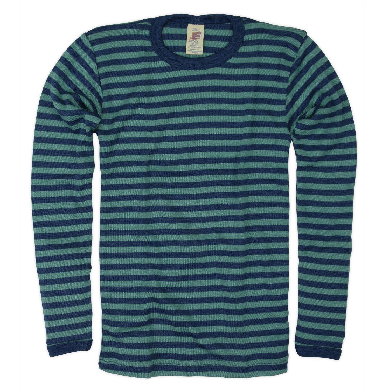 Engel Children's Organic Merino Wool & Silk Base Layer Top