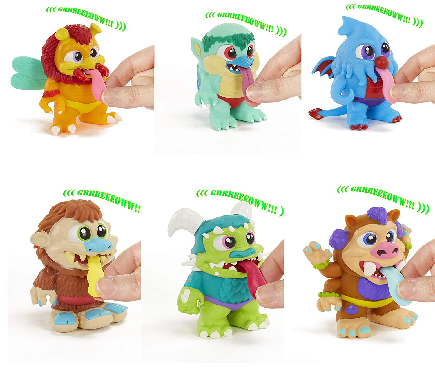 Crate Creatures Surprise Flingers Series 2 Pack of 1, Assorted models MGA Entertainment