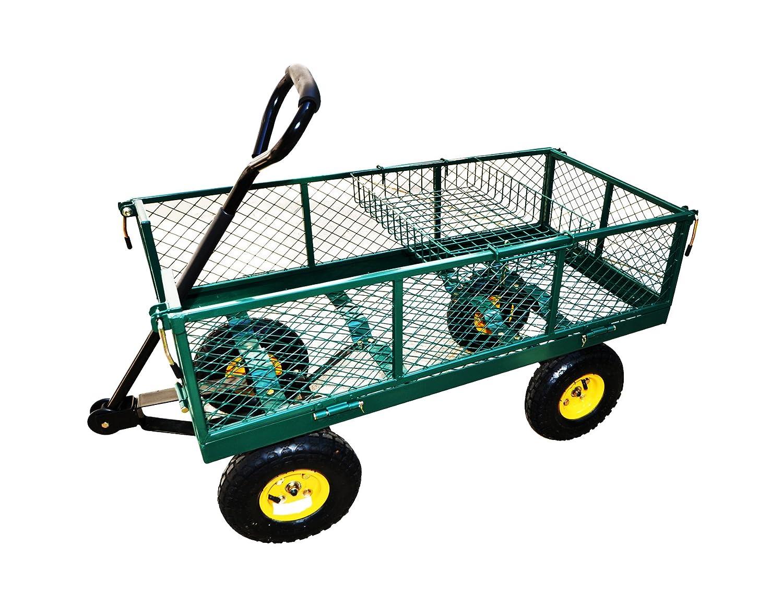 Amazon.com: Precision NCDS1000 Nursery Yard Cart, 600-Pound: Garden ...