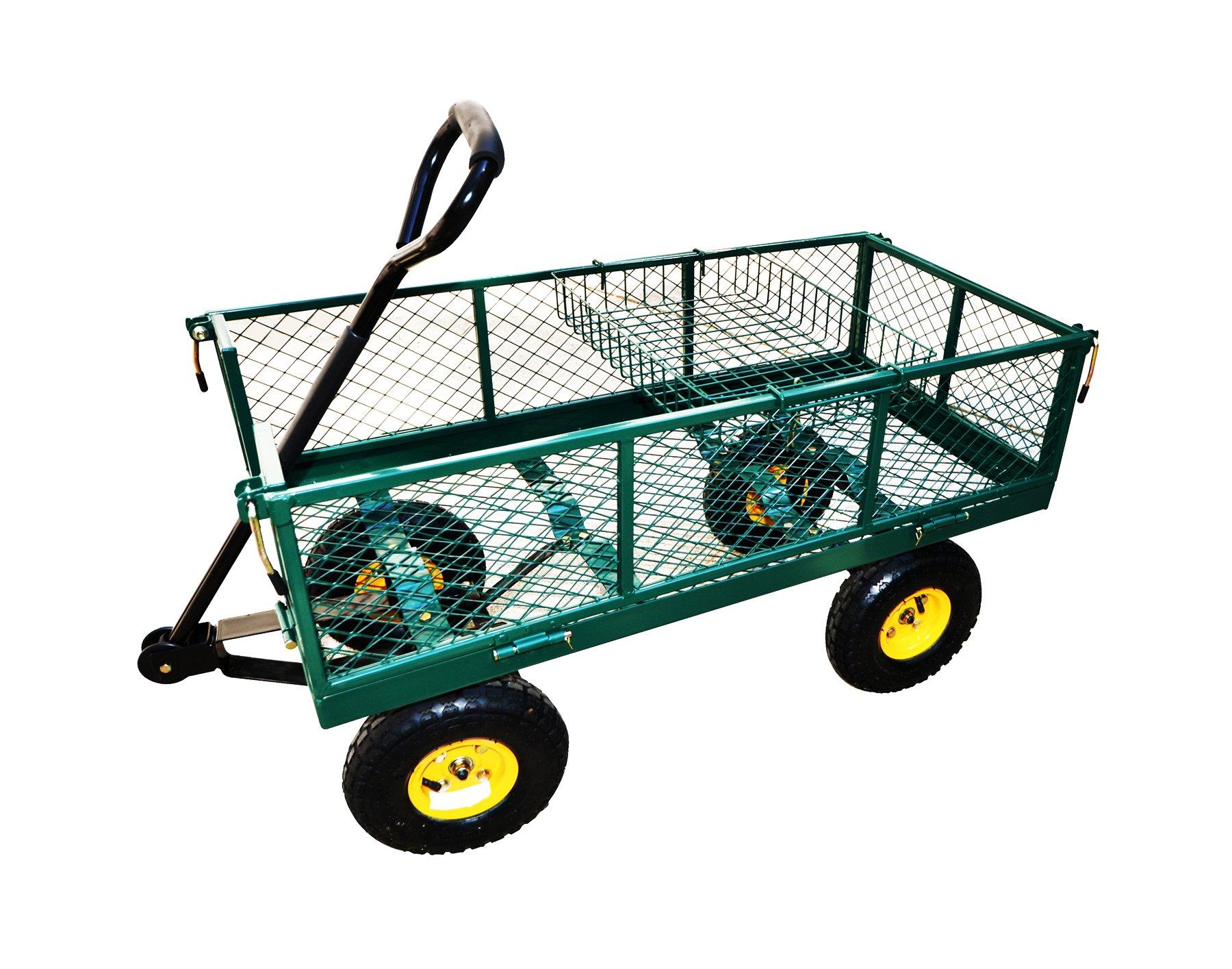 Precision NCDS1000 Nursery Yard Cart, 600-Pound