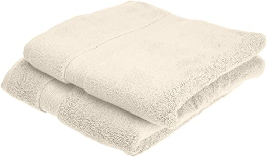 Pinzon - Juego de toallas de algodón Pima (2 toallas de mano ...