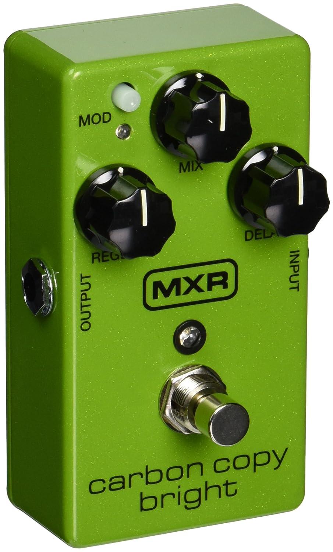 MXR M269SE Carbon Copy Bright · Guitar Effect