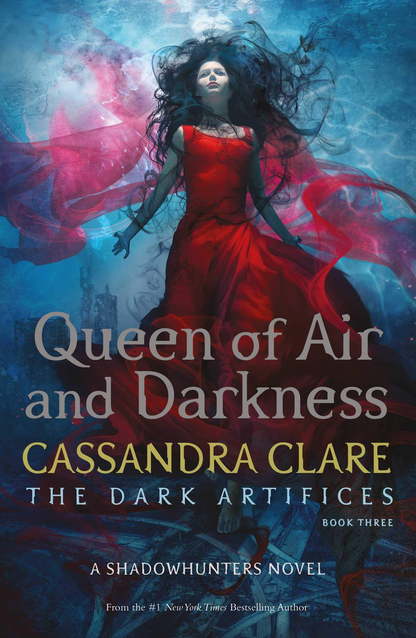 Queen of Air and Darkness (Volume 3): The Dark Artifices 03: Amazon.co.uk:  Clare, Cassandra: 9781471116704: Books
