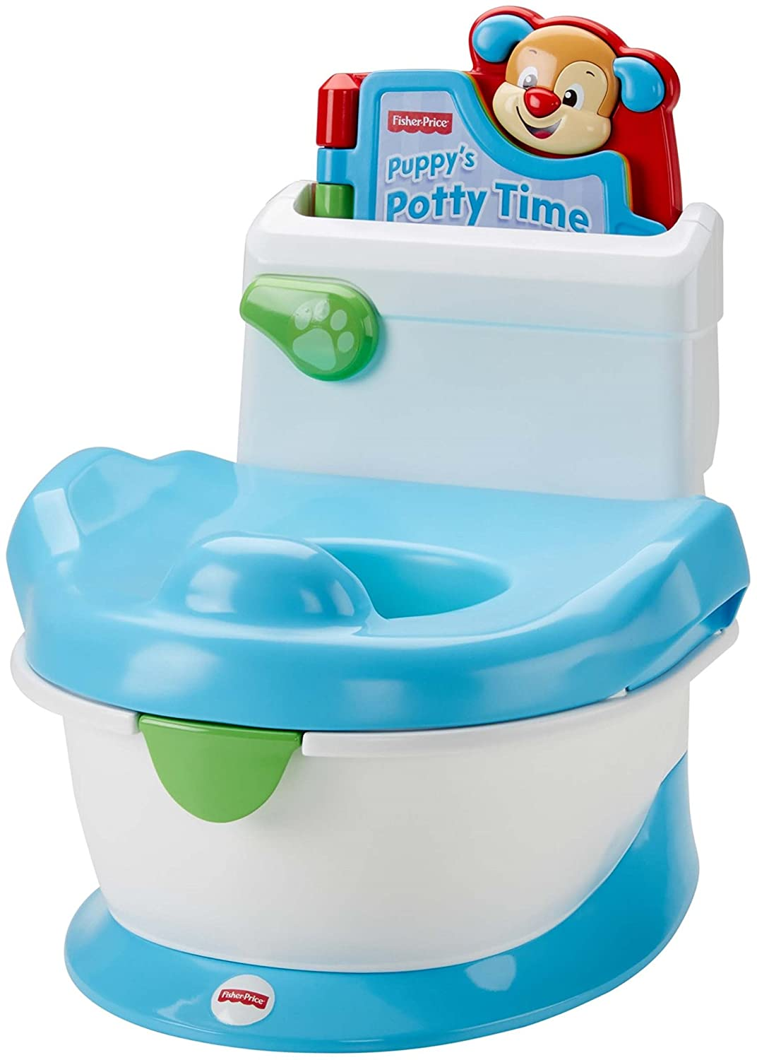Fisher-Price Laugh & Learn Learn, Puppy Potty FFN36