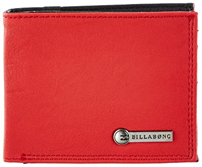 Billabong Dimension - Monedero hombre rojo rojo Talla:talla ...