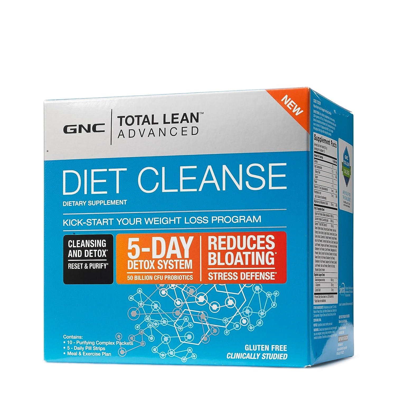 Gnc Total Lean Advanced Diet Cleanse 1 Cleanse