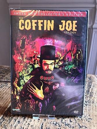 Amazoncom The Coffin Joe Trilogy José Mojica Marins