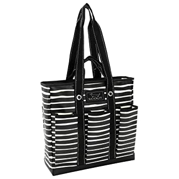 8d3a367b340c SCOUT POCKET ROCKET Large Tote Bag for Women, Utility Tote Bag with Pockets  and Zippered Compartments for Teachers and Nurses (Multiple Patterns ...