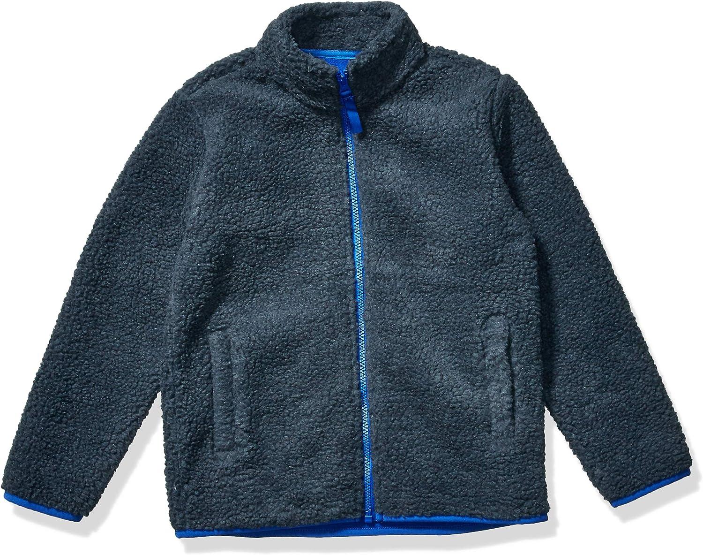 Essentials Boys Polar Fleece Lined Sherpa Jackets