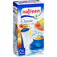 Natreen - Edulcorante comprimidos, 400 comprimidos - [pack