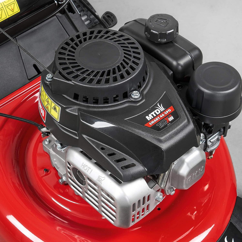 MTD S46SPO Cortacésped 46SPO, Motor ThorX 35, 99 CC, Rojo, 540 x ...