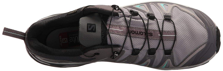 Amazon.com | Salomon Womens X Ultra 3 GTX Trail Running Shoe, Magnet, 9 M US | Trail Running