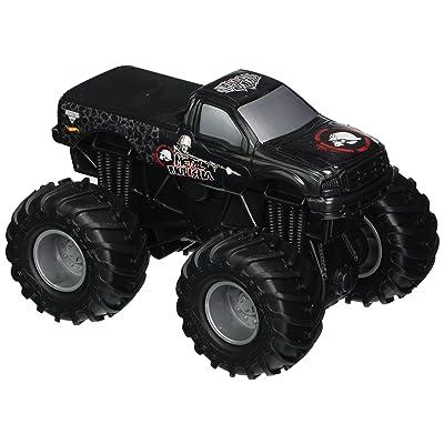 Hot Wheels Monster Jam Rev Tredz Metal Mulisha Vehicle (1:43 Scale): Toys & Games