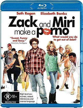 Zack ja Miri tehdä porno verkossa
