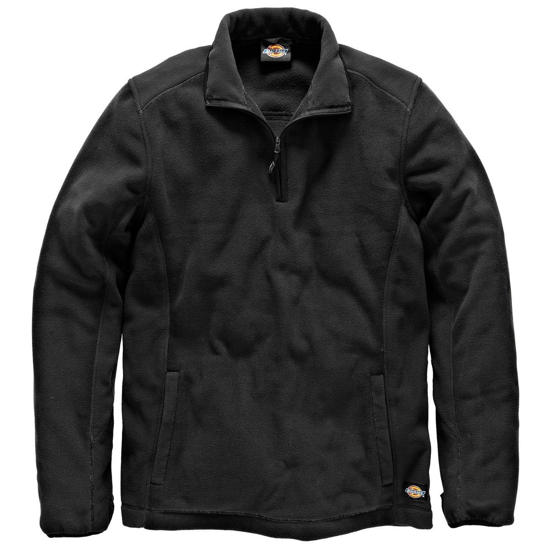 Dickies Two Tone Micro Fleece L Black